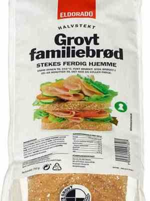 Prøv også Eldorado familiebrød.