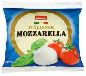 Prøv også Eldorado Mozzarella.