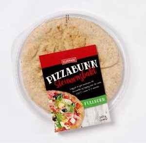 Bilde av Eldorado pizzabunn fullkorn.