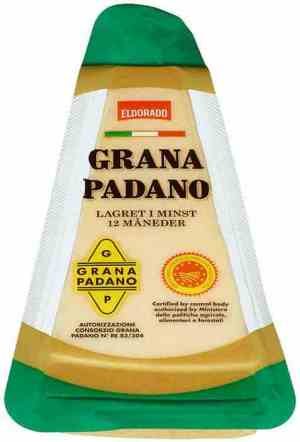 Prøv også Eldorado grana padano.