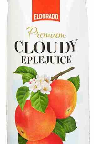 Prøv også Eldorado eplejuice cloudy.