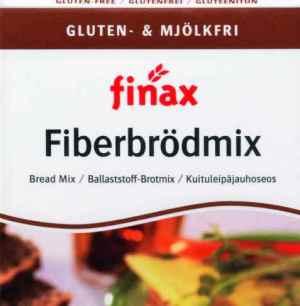 Prøv også Finax Brødmix Fiberbrødmix.