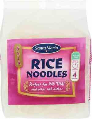 Prøv også Santa Maria rice noodles.
