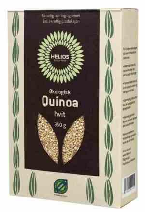 Prøv også Helios Quinoa hvit.