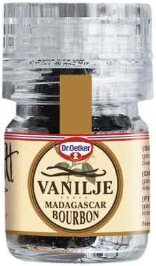 Prøv også DrOetker Vanilje-Twister.