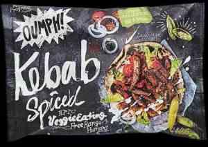 Prøv også Oumph kebab spiced.