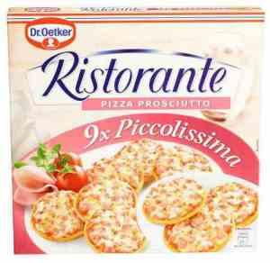 Prøv også DrOetker Ristorante Piccolissima Prosciutto.