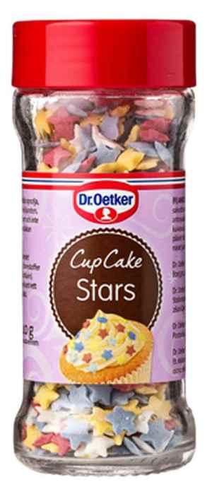 Prøv også DrOetker Cupcake stars.