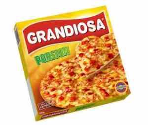 Prøv også Grandiosa original porsjon.