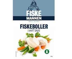 Prøv også Fiskemannen fiskeboller i hvit saus.