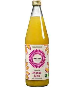 Prøv også Helios ananasjuice.