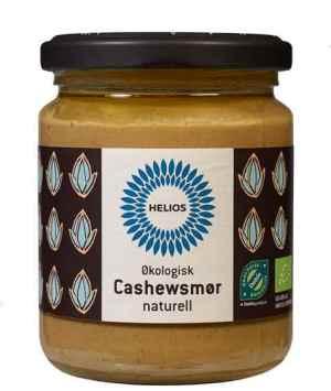 Prøv også Helios Cashewsmør naturell.