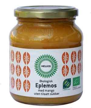 Prøv også Helios Eplemos med mango.