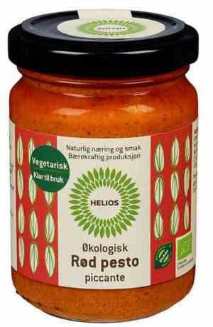 Prøv også Helios rød pesto picante.