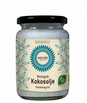 Prøv også Helios Kokosolje smaksnøytral.