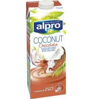 Prøv også Alpro Kokos-sjokoladedrikk.