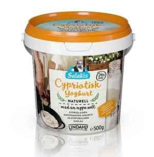 Prøv også Lindahls Cypriotisk Yoghurt.