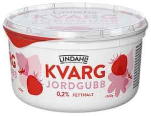 Prøv også Lindahls kvarg jordbær.