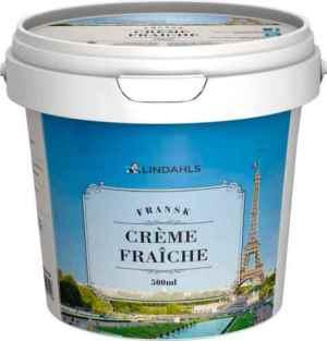 Prøv også Lindahls Laktosfri Crème Fraiche.