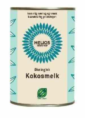 Prøv også Helios Kokosmelk.