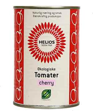 Prøv også Helios cherry tomater.