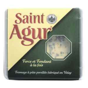 Prøv også Saint Agur.