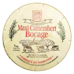Prøv også Camembert Maxi Bocage.