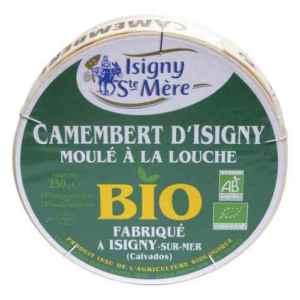 Prøv også Camembert Isigny ØKO.