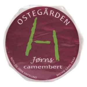 Prøv også Ostegården Camembert.