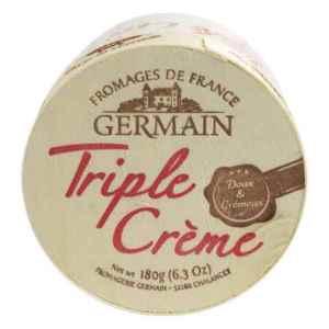 Prøv også Triple creme.