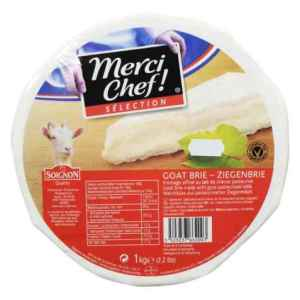 Prøv også Brie de Chèvre.