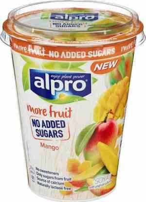Prøv også Alpro Alternativ til kremfløte.