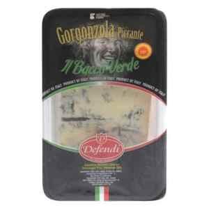 Prøv også Gorgonzola piccante bacco verde DOP.