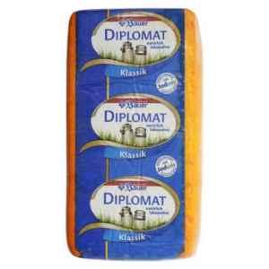 Prøv også Diplomat ost ca 2 kg.