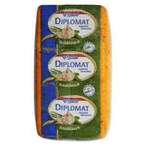 Prøv også Diplomat hvitløk.