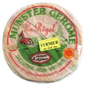 Prøv også Grand munster fermier.