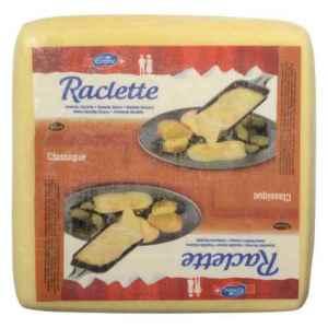 Prøv også Raclette firkant.