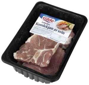 Prøv også Gilde svin komlekjøtt salt.
