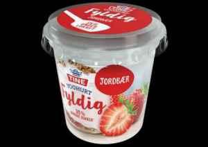 Prøv også TINE Yoghurt fyldig jordbær.