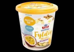Prøv også TINE Yoghurt fyldig melon og pasjonsfrukt.