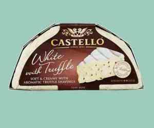 Prøv også Arla castello white truffle.