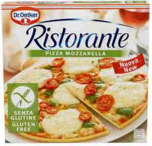 Prøv også DrOetker Ristorante Glutenfri Mozzarella.