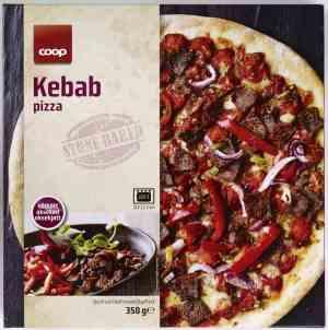 Prøv også Coop pizza kebab.