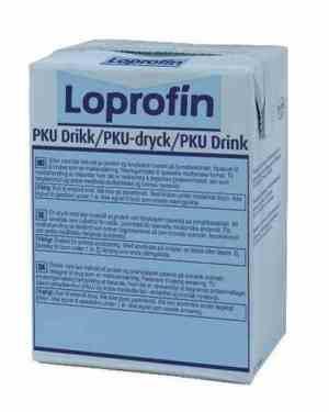 Prøv også Loprofin pku melk.