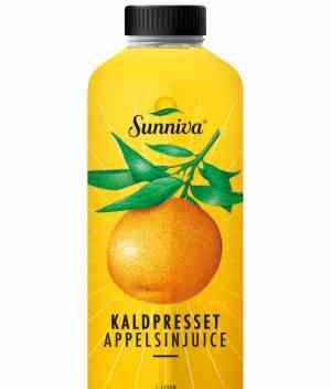 Prøv også Tine Sunniva Kaldpresset Appelsin.