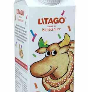Prøv også Tine Litago Kanelsnurr.