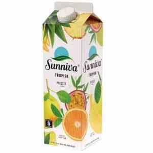 Prøv også Tine Sunniva presset tropisk.