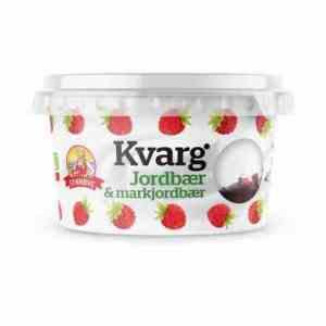 Prøv også Synnøve kvarg Jordbær & Markjordbær.