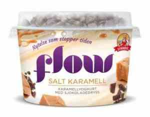 Prøv også Synnøve flow salt karamell.