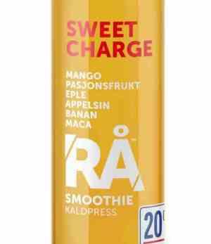Prøv også Synnøve rå sweet charge.